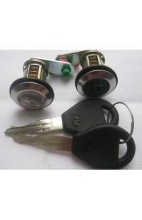 Комплект вкладышей дверных замков NISSAN PRIMERA P10/ SUNNY N13/ N14/ MICRA K11/TERRANO II (R20)