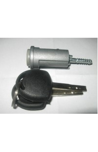 Сердцевина (личинка вкладыш)  замка зажигания Opel Ascona / Kadett E / Omega A / Vectra A