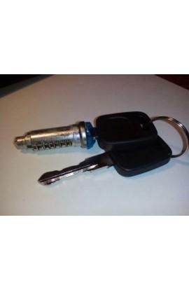 Сердцевина (личинка) замка двери Audi 100 C2 / C3 / 80 B2 / VW Golf 2 / Jetta 2