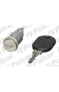 Сердцевина (личинка, вкладыш) дверного замка Peugeot Boxer / Citroen Jumper / Fiat Ducato 02 -06 г.в