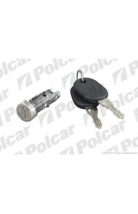 Личинка (сердцевина, вкладыш, цилиндр) дверного замка Peugeot Boxer / Citroen Jumper / Fiat Ducato / Fiat Croma