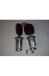 Личинки дверных замков Skoda Felicia дорестайлинг / VW Caddy 2-PickUp 1997-2001
