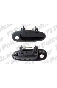 Ручка дверная передняя наружная правая TOYOTA COROLLA (E10) 93-97 / Rav4 (XA10) 94-2000
