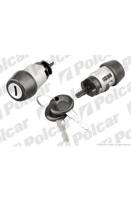 Личинка, сердцевина замка зажигания VW GOLF 1/ 2/3/Jetta 2/ Caddy 2 /Vento/ PASSAT B2/ B3/ Polo 1/2